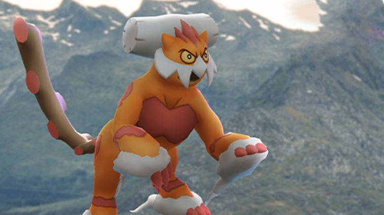 Pokémon GO Demeteros Tiergeistform Titel