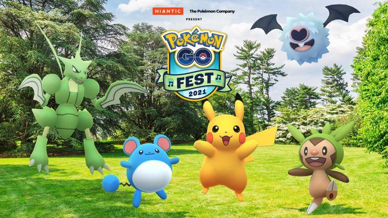 Pokémon GO startet das große GO Fest 2021 im Juli – Das wissen wir