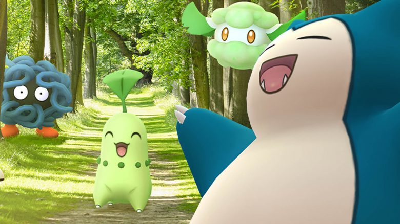 Pokémon GO Freundschaft Titel Relaxo