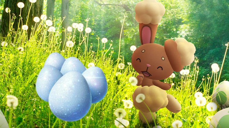 Pokémon GO Ostern Haspiror Titel