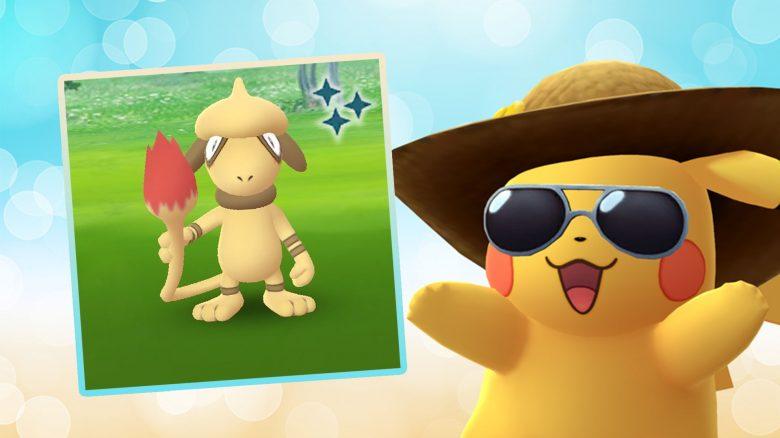 In Pokémon GO habt ihr jetzt 60 Chancen auf Shiny Farbeagle – Nutzt sie