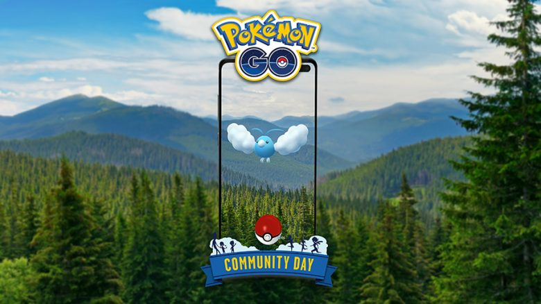 Pokemon GO Wablu Community Day