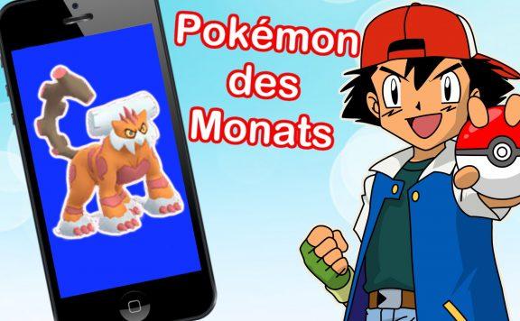 Pokemon GO des Monats Demeteros