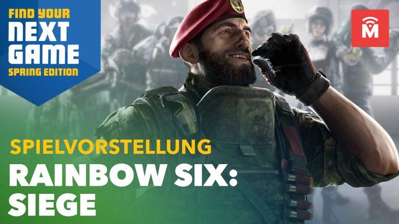 Rainbow SiX Siege FYNG TItel