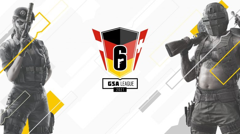 Rainbow Six Siege GSA League 2021 Titel