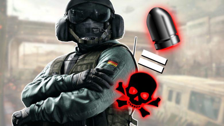 Rainbow Six Siege Jäger Kugel gleich Kill Titel 2