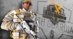 Rainbow Six Siege Sixth Guardian Doc Titel