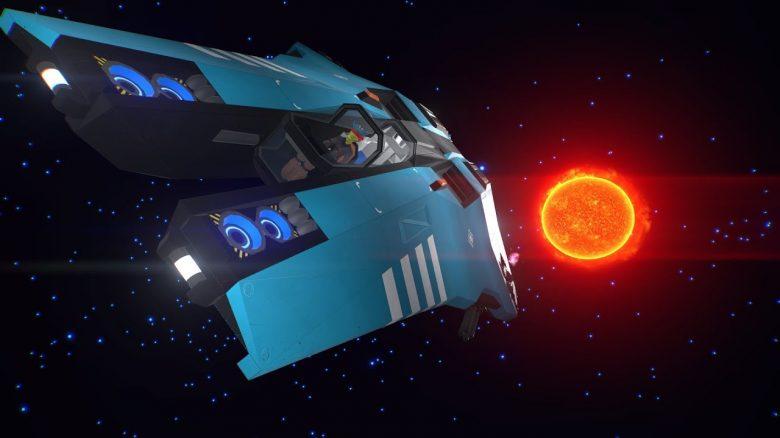 Ich habe ein neues Weltraum-MMO gespielt und Star Citizen sollte sich fürchten