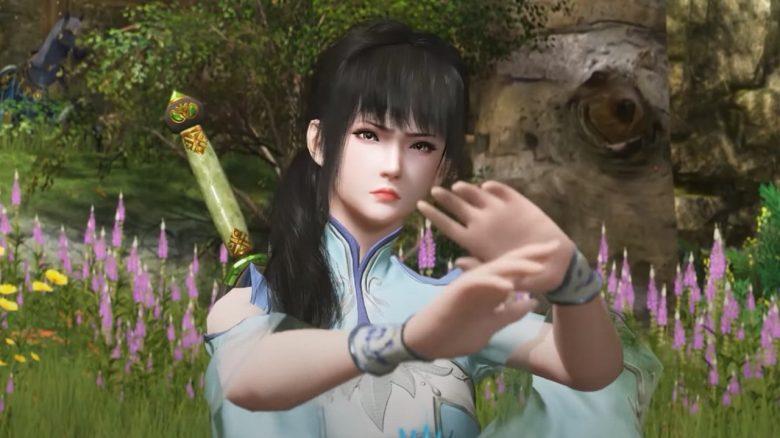 Sword of Legends Online Heldin