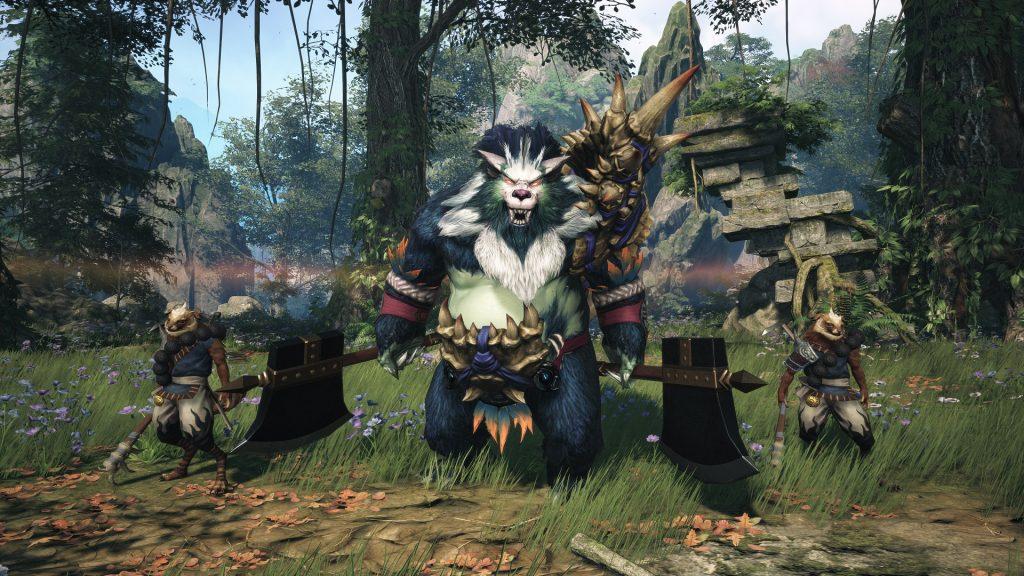 Swords of Legends Monster Boss