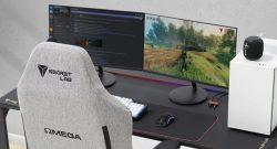 Titelbild Gaming-Schreibtisch 400 Euro