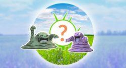 Pokémon GO: Heute Rampenlichtstunde mit Sleima und starkem Sternenstaub-Bonus