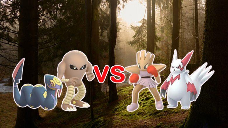 Titelbild Rivalenwoche Pokémon GO