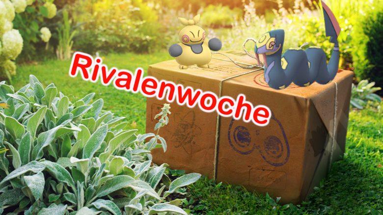 Rivalenwoche Pokemon GO