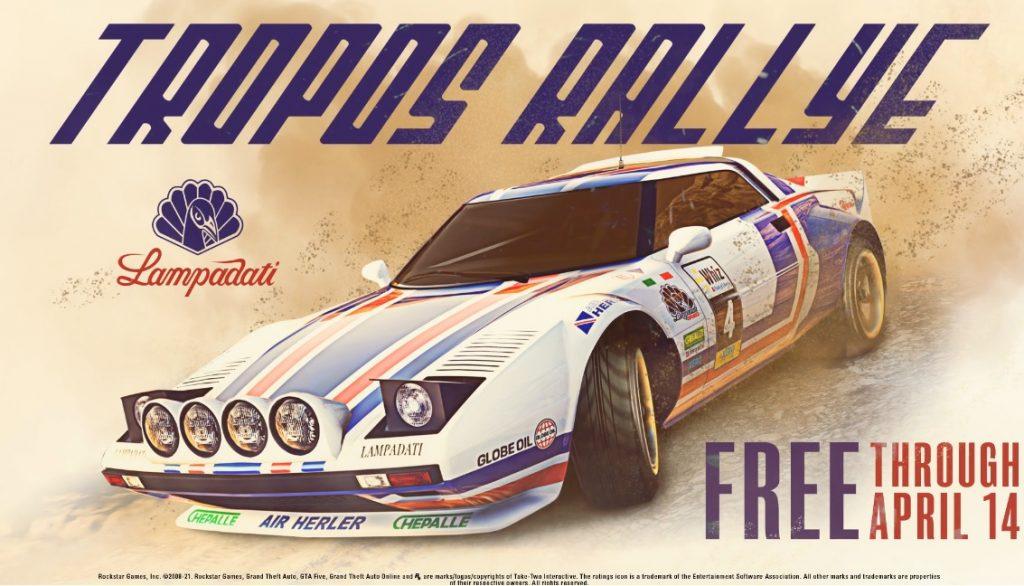 Tropos Rallye GTA 5