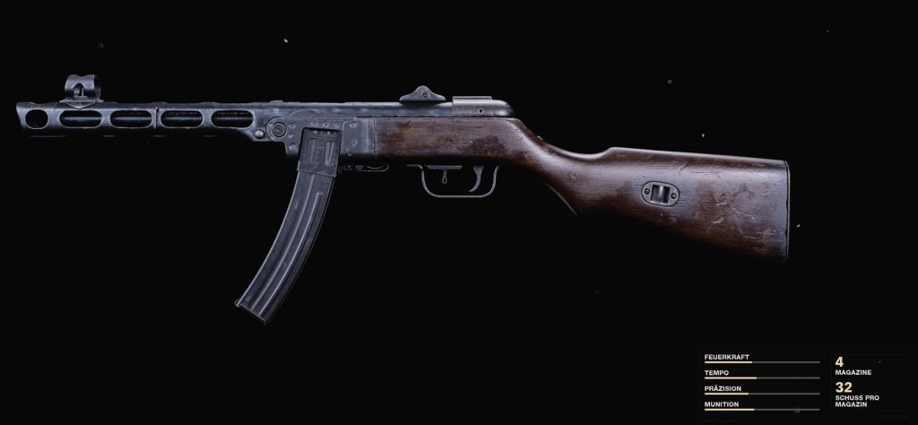 Warzone PPSh-41
