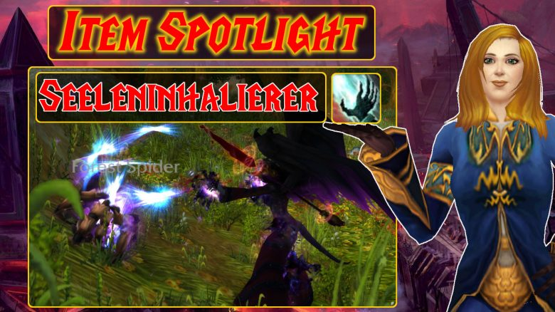 WoW Item Spotlight Soul Inhaler titel title 1280x720