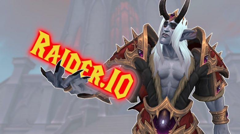 WoW raider io denathrius titel