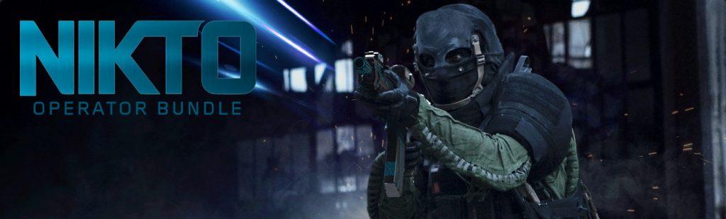 cod warzone bundles dunkle skins nikto operator bundle
