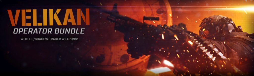 cod warzone bundles dunkle skins velikan operator bundle