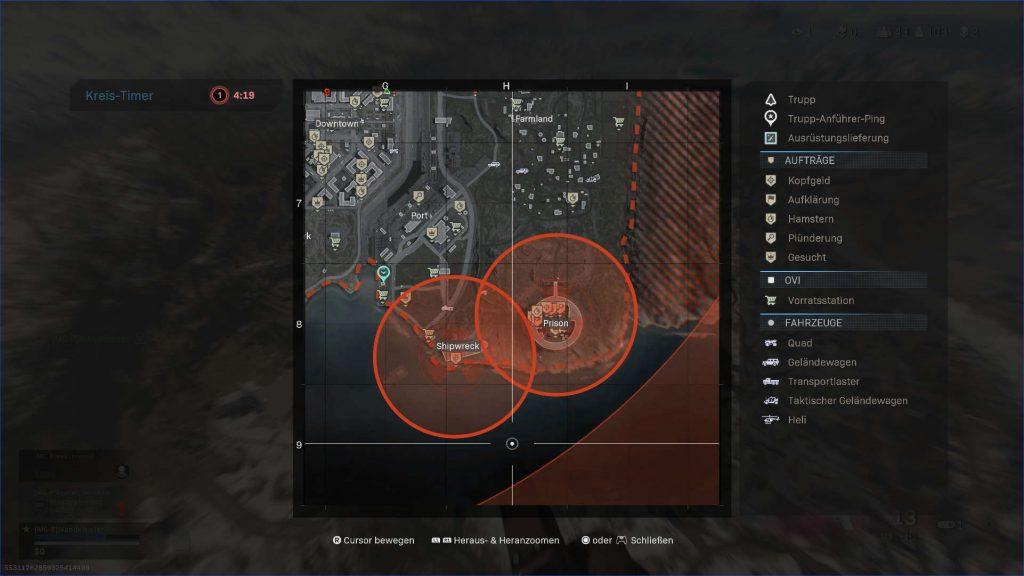 cod warzone heiße zonen zombies