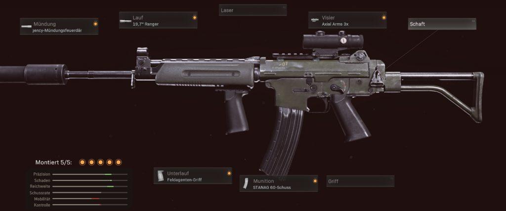cod warzone meta alternativen season 3 start krig 6 setup