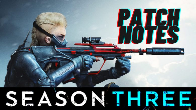 cod warzone update 1.36 patch notes season 3 titel