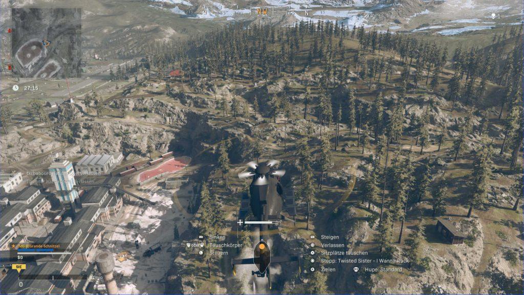 cod warzone verdansk 84 - quarry ist salzmine