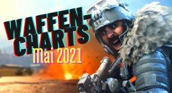 Die 10 beliebtesten Waffen von CoD Warzone im Mai – Mit den Setups der Spieler