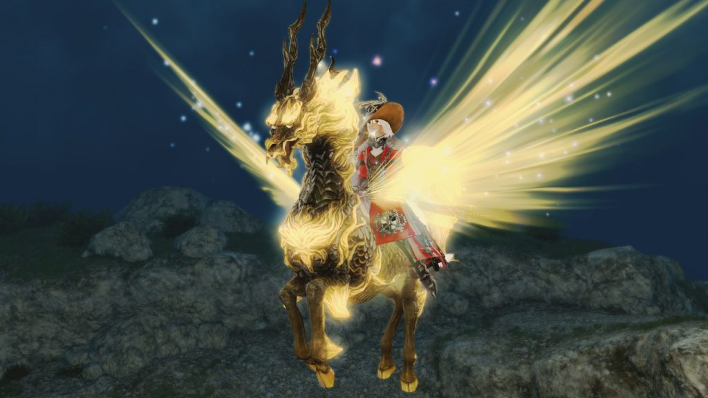 ffxiv coole mounts free trial