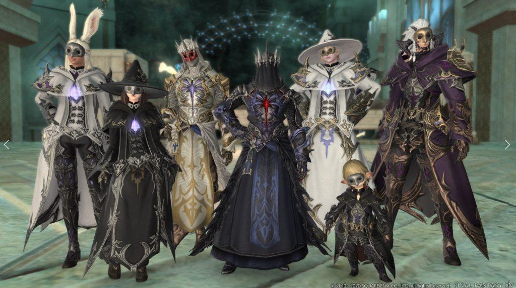 ffxiv dungeon gear