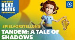 Tandem: A Tale of Shadows stellt sich und das Rätsel-Genre auf den Kopf