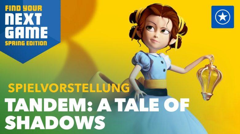 Gamestar Tandem A Tale of Shadows
