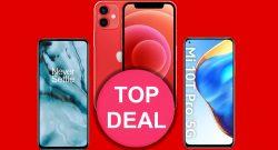 iPhone 12 mini in Rot zum absoluten Bestpreis und mehr bei MediaMarkt