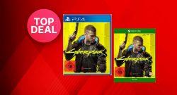 MediaMarkt Top-Angebot: Cyberpunk 2077 für PS4 & Xbox zum aktuellen Bestpreis