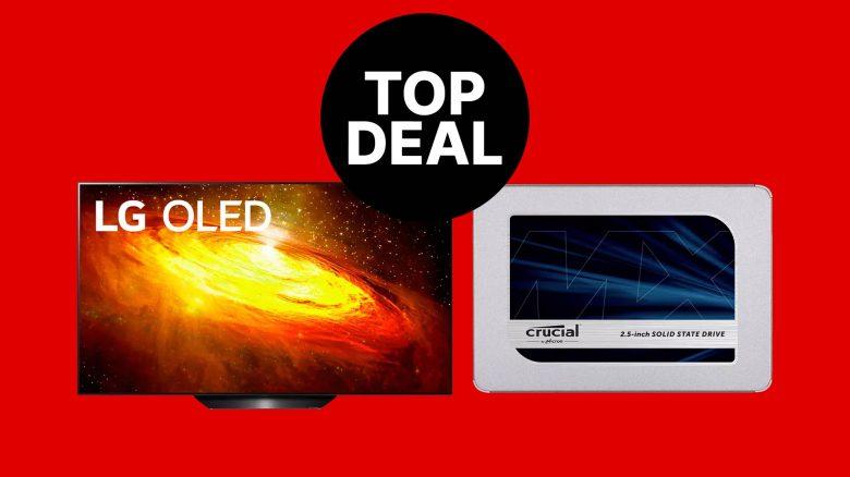 MediaMarkt Angebote: LG OLED 4K TV für PS5 & Xbox Series X stark reduziert