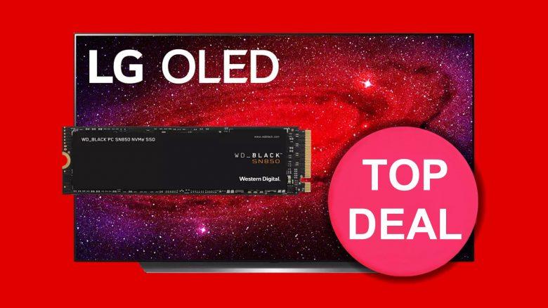 MediaMarkt: PCIe-4.0-SSD zum Bestpreis, LG OLED-TV günstig & mehr