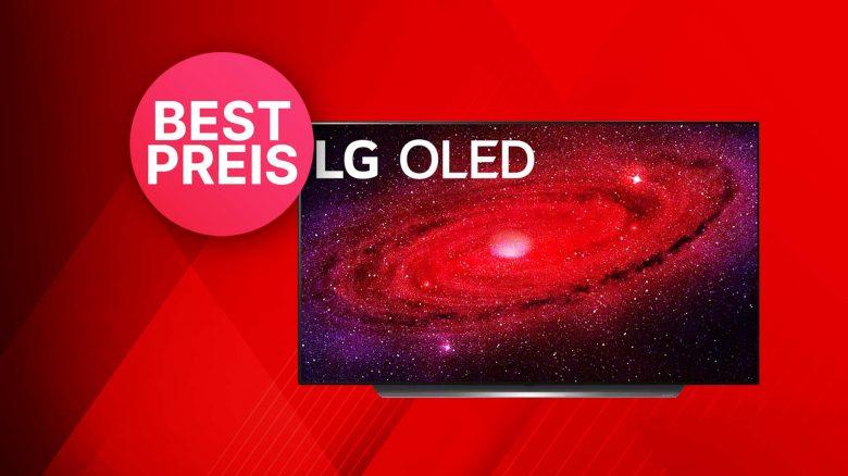 LG OLED 4K TV mit HDMI 2.1 nur für 24 Stunden zum Bestpreis bei MediaMarkt