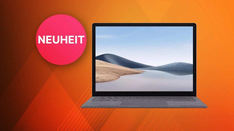 Surface Laptop 4 jetzt erhältlich: Sichert euch das neue Ultrabook bei Saturn