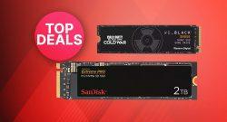 OTTO Angebote: Super schnelle SSDs von SanDisk & WD zum Bestpreis