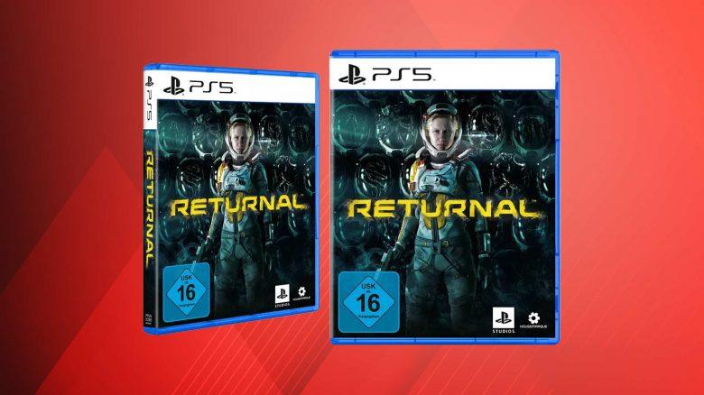Returnal für PS5 vorbestellen