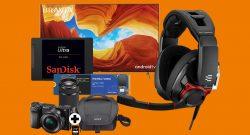 Top Gaming-Headset zum Bestpreis, SSDs reduziert und mehr bei Saturn