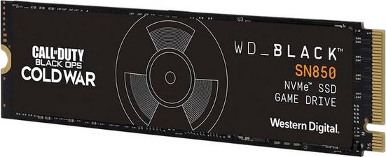 WD_Black SN850 Call of Duty SSD