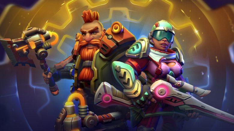 Corepunk Heroes