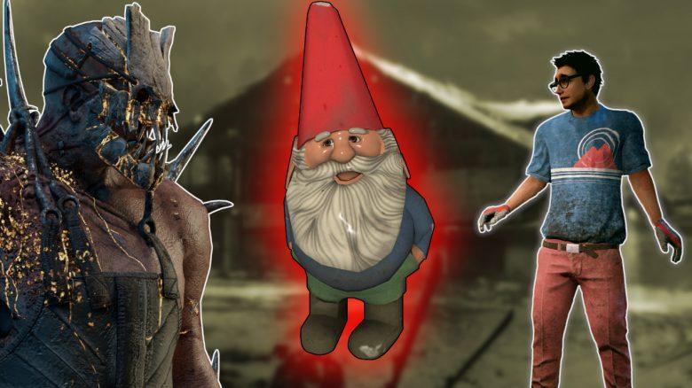 Dead by Daylight Gnome Chompski titel title 1280x720