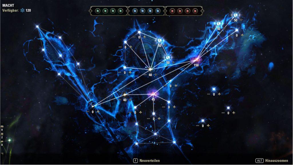 ESO Championpunkte Macht