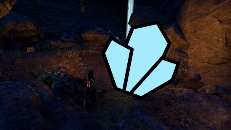 ESO Dunkelforst - Himmelsscherbe Titelbild