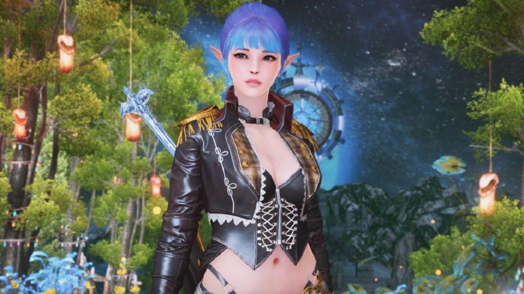 Elyon Elementalist weiblich