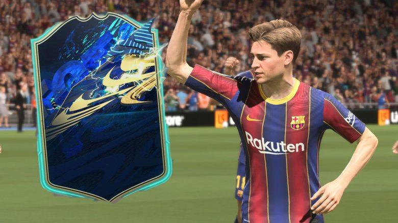 FIFA 21 La Liga TOTS