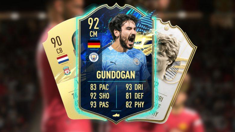 FIFA 21 starke Karten unter 100000